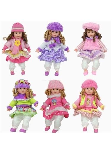 Birlik Oyuncak Birlik Oyuncak Elbiseli Ela Bebek Çocuk Oyuncağı Renkli